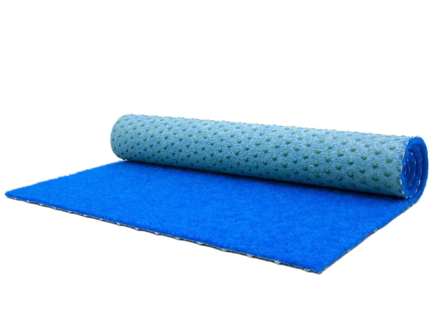 Photo of Primaflor-ideen In Textil Teppich  »PARK«, 133×400 cm, 7 mm Gesamthöhe, blau