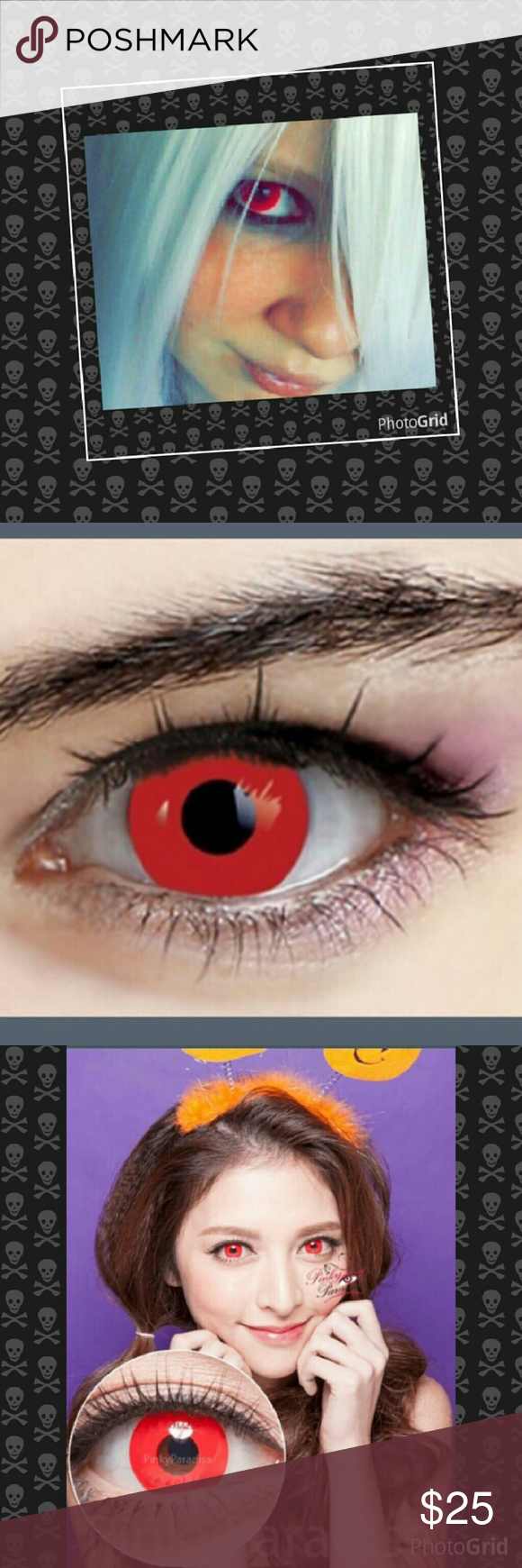 Pin On Halloween Contacts