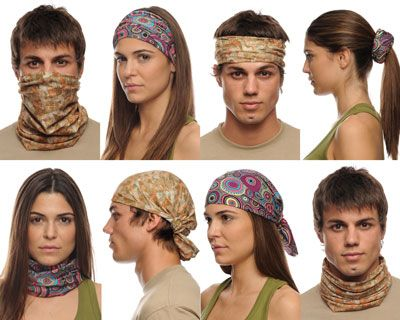 official shop shop new arrive Travel Packing Guide in 2019 | How to tie bandana, Buff ...