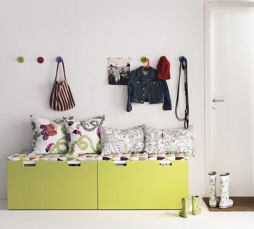 95 Home Entry Hall Ideas For A First Impressive Impression: 3 Ideas Para El Recibidor Del Catálogo Ikea 2014