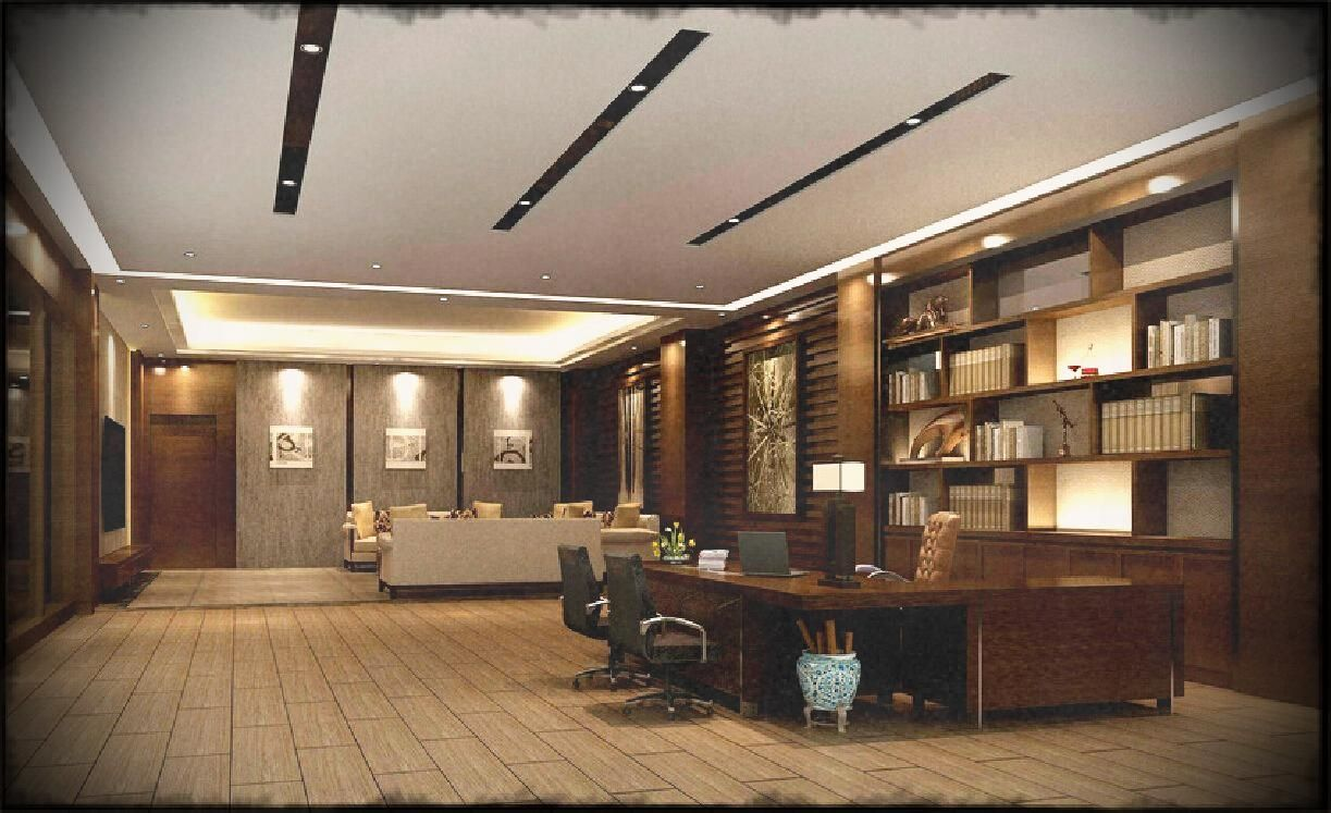 Executive Office Interior Design Executive Office Interior