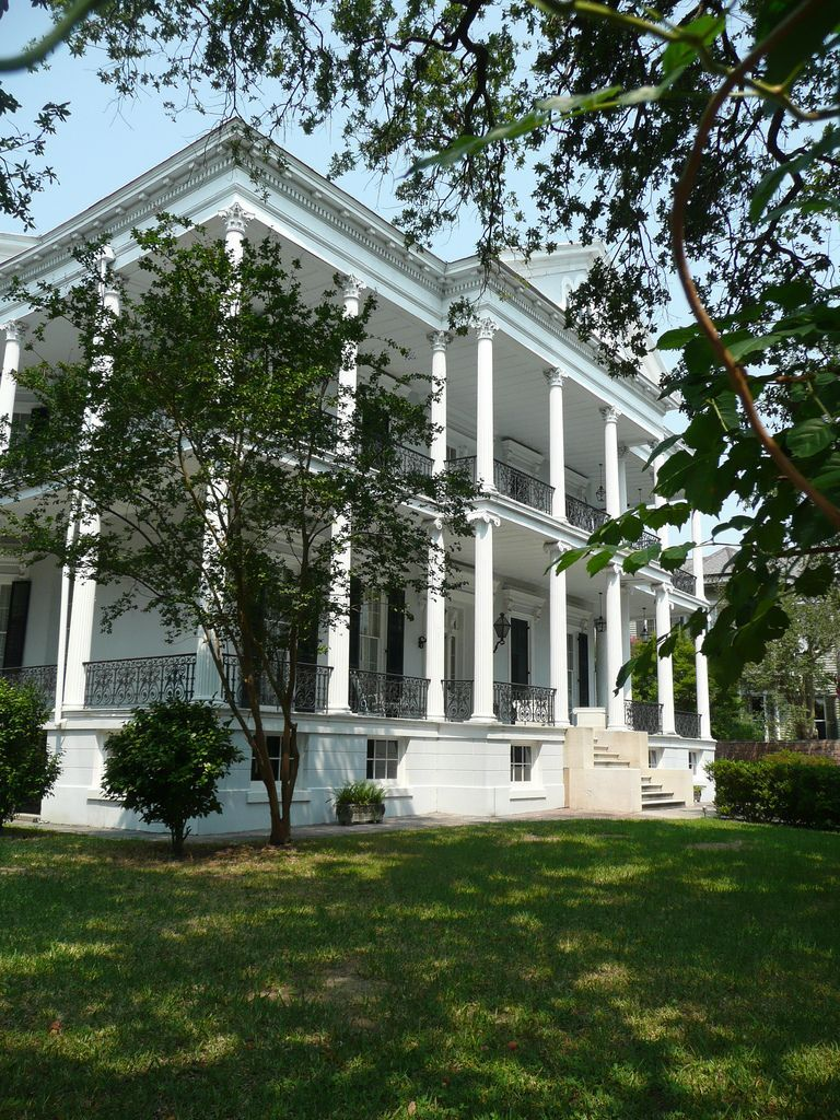 Pin by T.Sumbadze on New Orleans Garden district