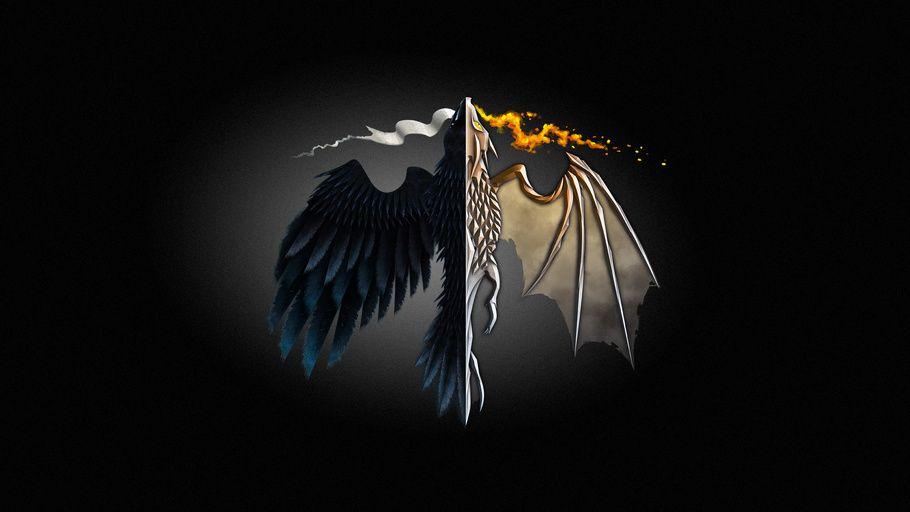 Dragon Minimalism Minimalism Game Of Thrones Game Of Thrones Fantasy Art Art Game Of Thrones Dragons