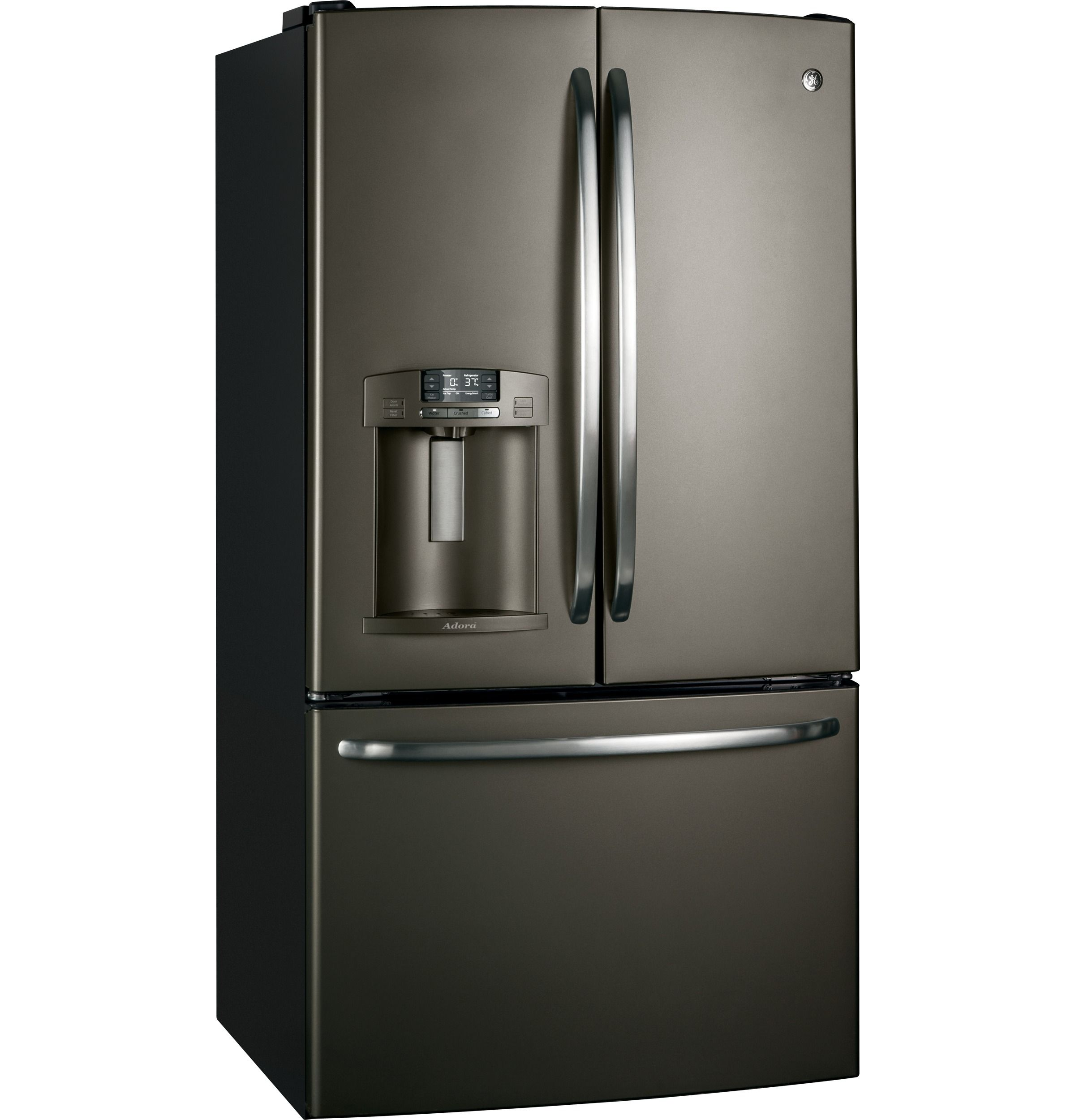 Adora series by ge 277 cu ft frenchdoor refrigerator