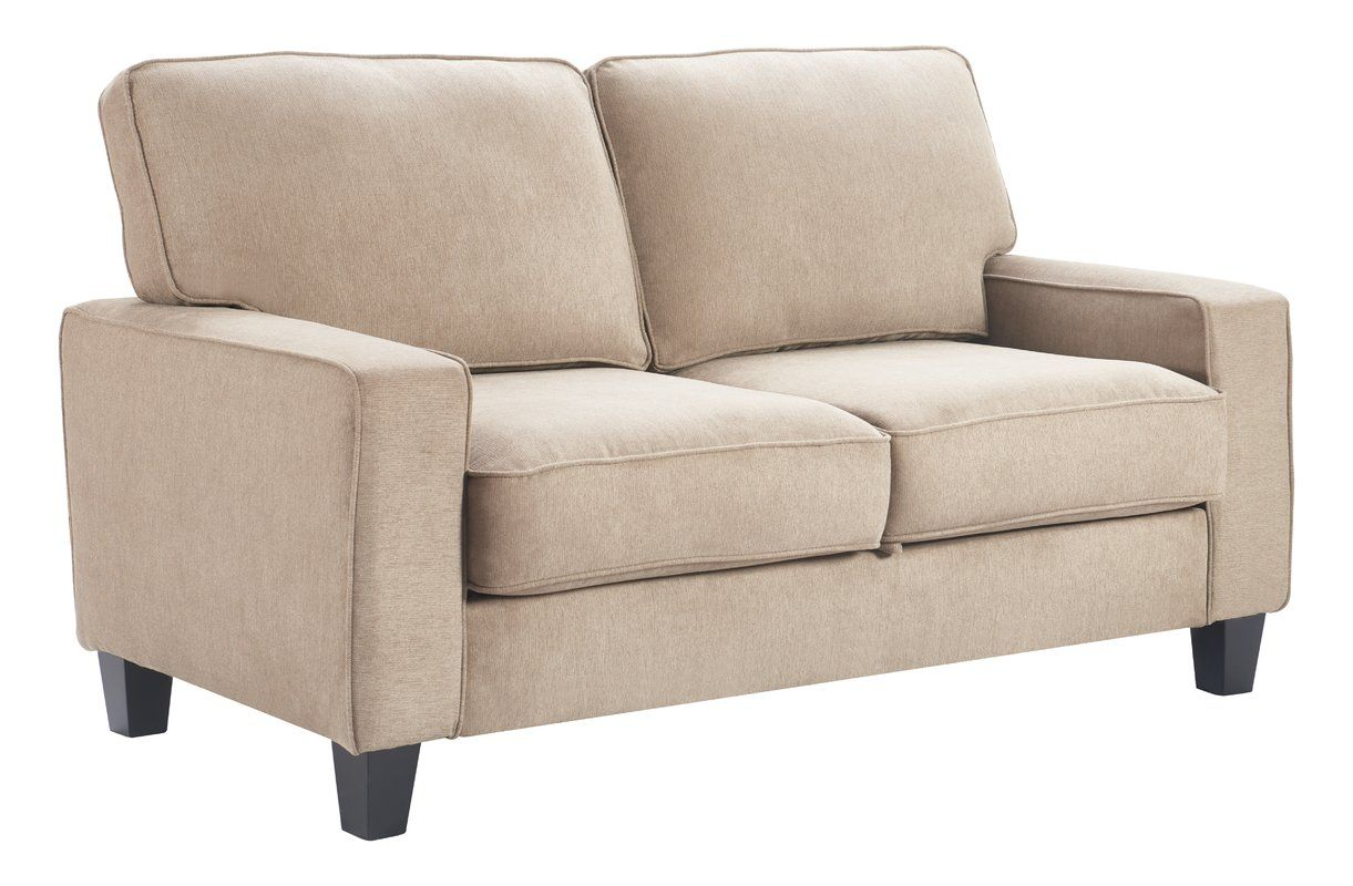 Fabulous Palisades Loveseat 484 011 Sofa Furniture Plush Couch Bralicious Painted Fabric Chair Ideas Braliciousco