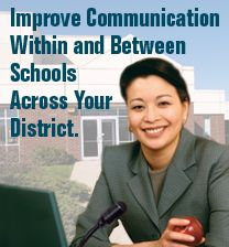 Improve communication within and between classrooms.