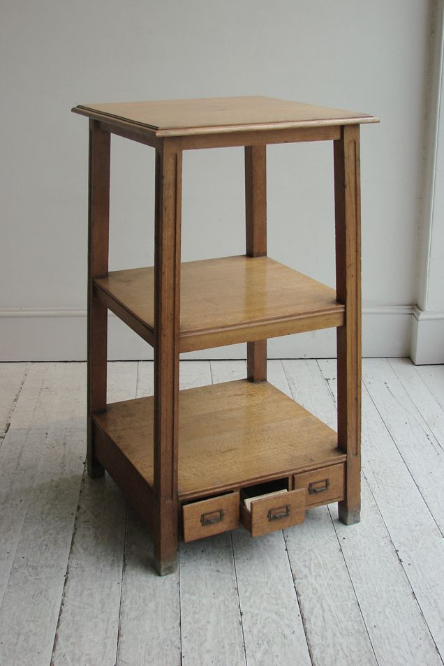 A Tailor S 3 Tier Display Table Table Antique Table Furniture