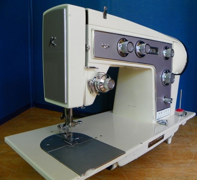 It's A Kenmore 4040 One Of The Fastest Strongest Home Machines Gorgeous Fastest Sewing Machine