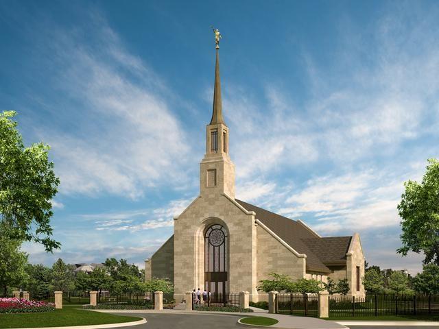 Groundbreaking Announced for New Mormon Temple in Canada
