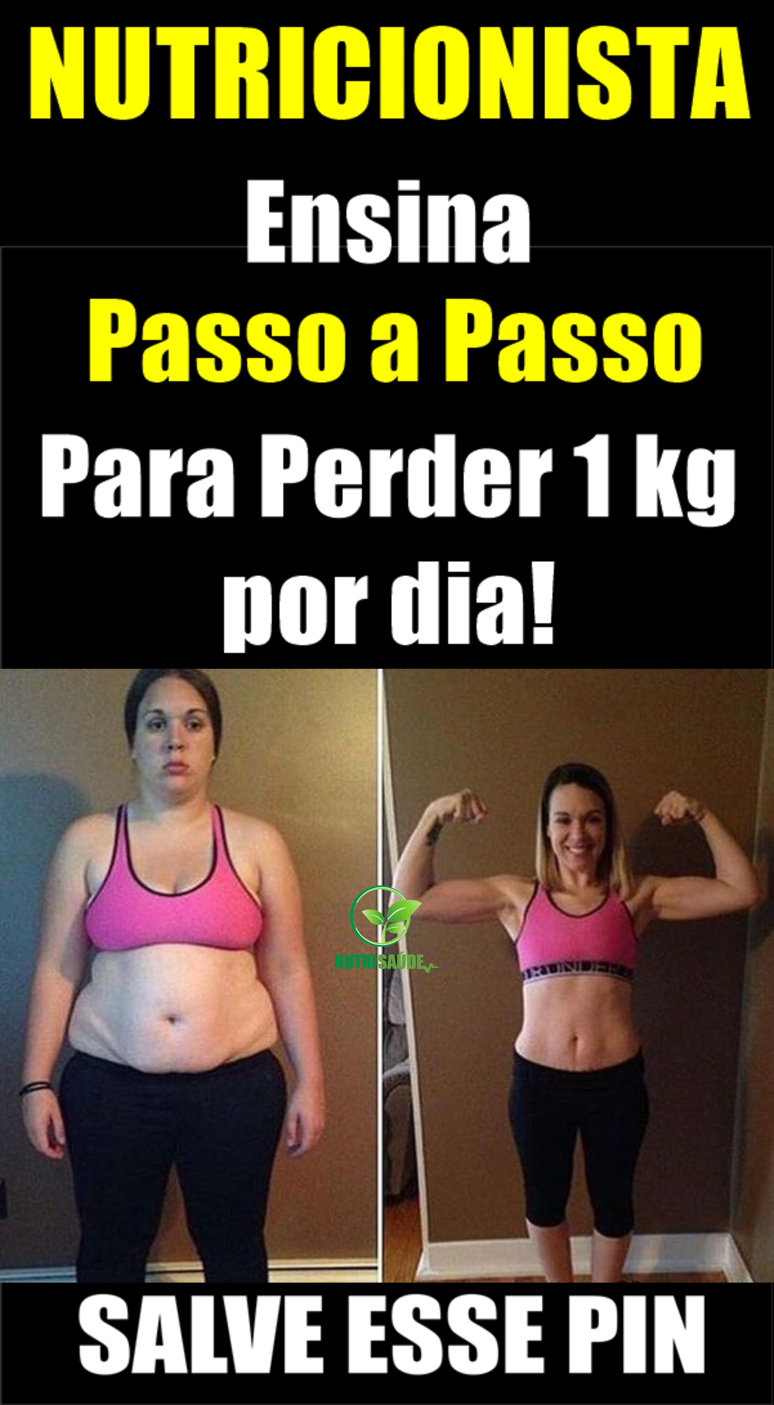 Perder 1 kg al dia