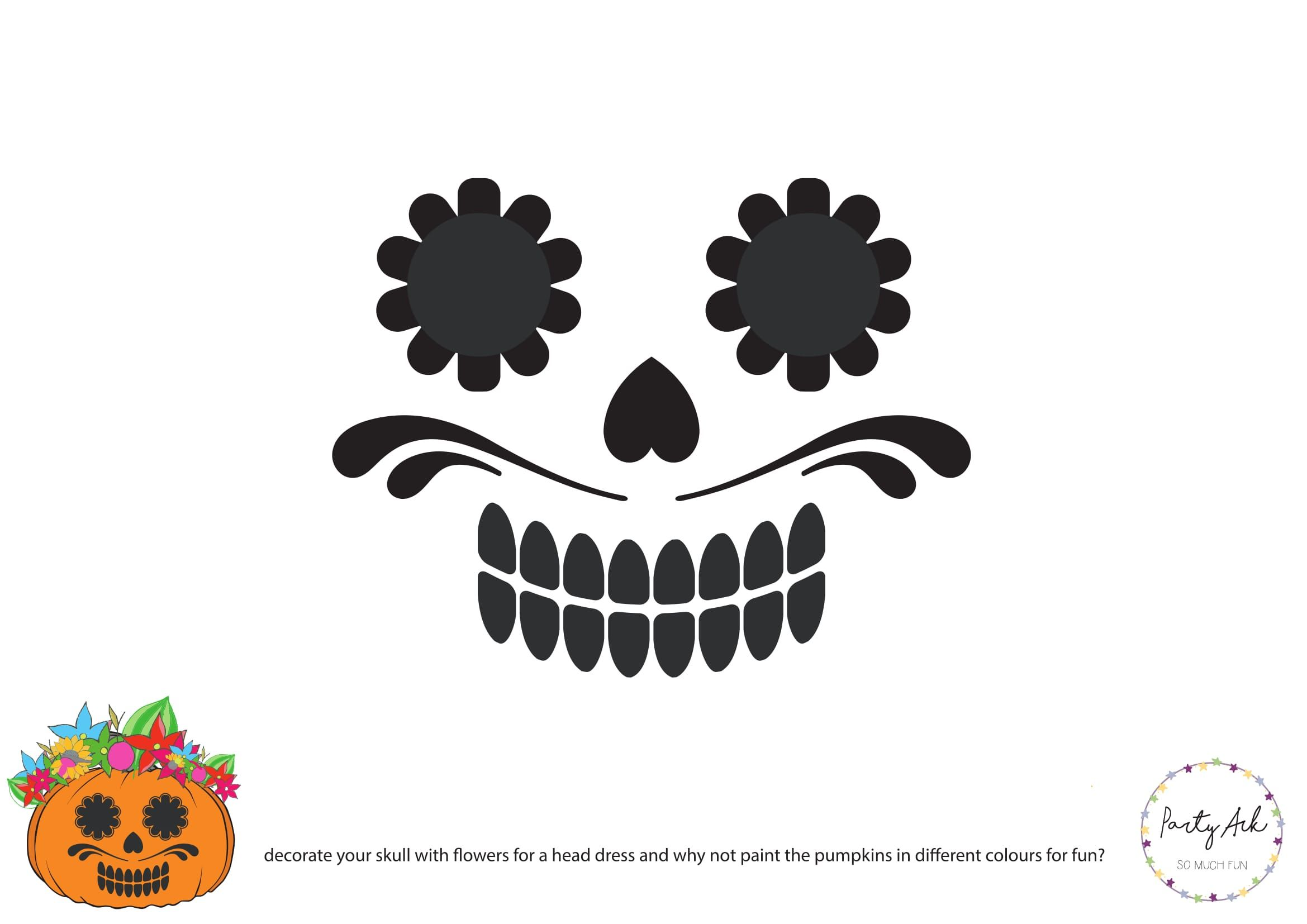Keep the zombies at bay with Halloween with our Day of the Dead ...