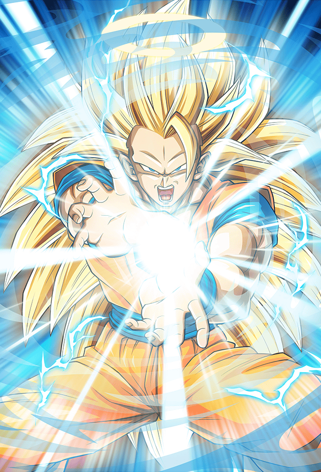 Goku Ssj3 Card Bucchigiri Match By Maxiuchiha22 Anime Dragon Ball Super Dragon Ball Super Manga Dragon Ball Super Goku