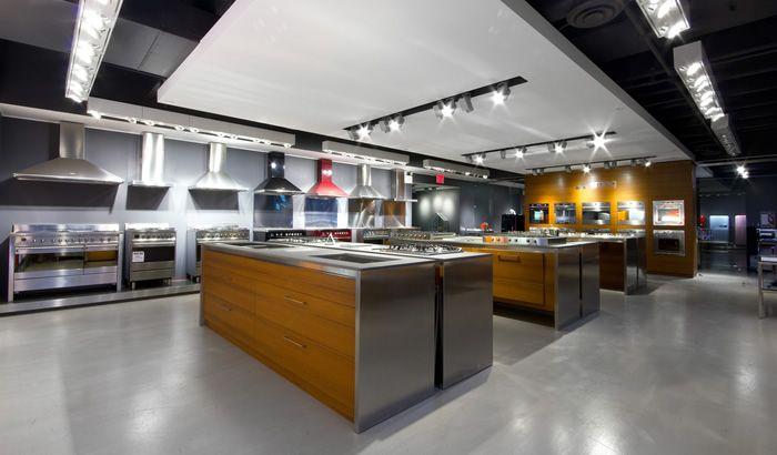 Showroom Showroom Interior Design Showroom Design Kitchen Showroom