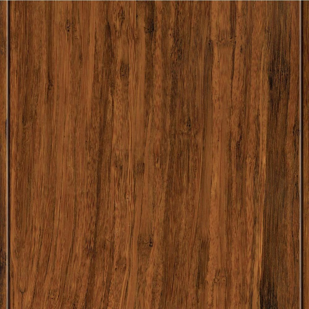 Home Legend Strand Woven Toast 9 16 In Thick X 3 3 4 In Wide X 36 In Length Solid Bamboo Flooring 15 13 Sq Bamboo Flooring Flooring Bamboo Flooring Kitchen
