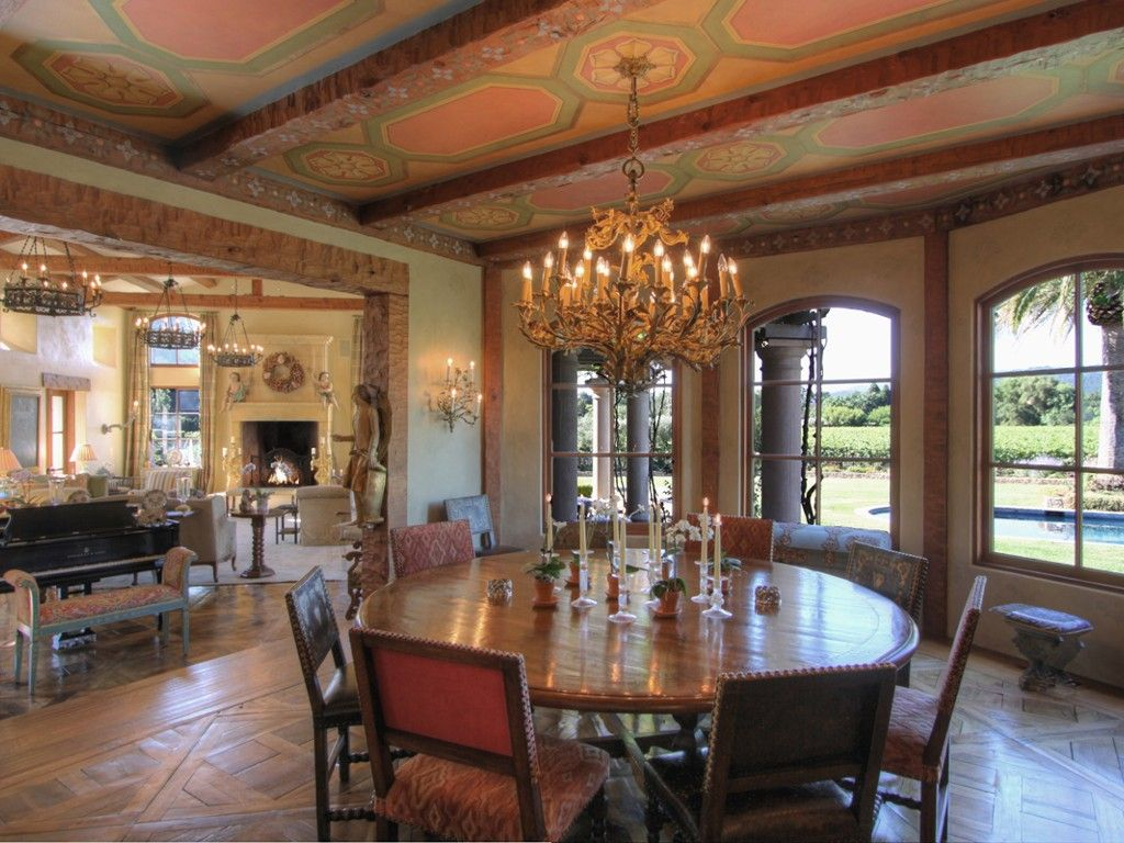 VRBO.com #464450 - Beautiful Mediterranean Estate Surrounded by Vineyards