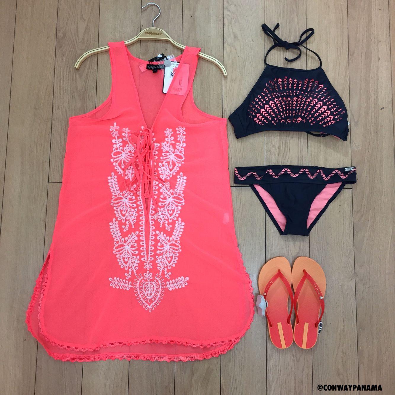 #Outfit #OutfitOfTheDay #OOTD #OutfitDelDía #Ootd #Fashion #FashionPanama #Panama #ModaPanama #Moda #ConwayModa #AsíEsConway #ILikeIt #ConwayEsVerano #Verano
