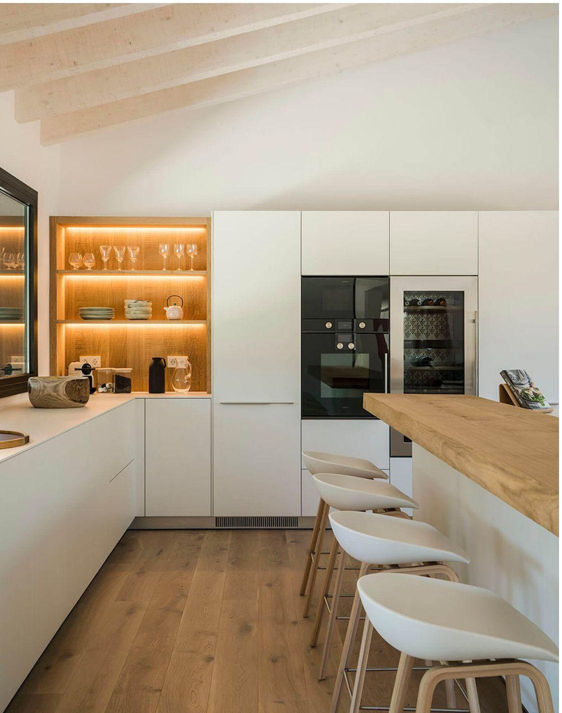 Pin Von Theresa Schwartz Auf Kuche In 2018 Kitchen Design Kitchen