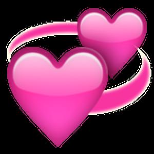 Revolving Hearts Heart Emoji Pillow Emoji Pillows Heart Emoji