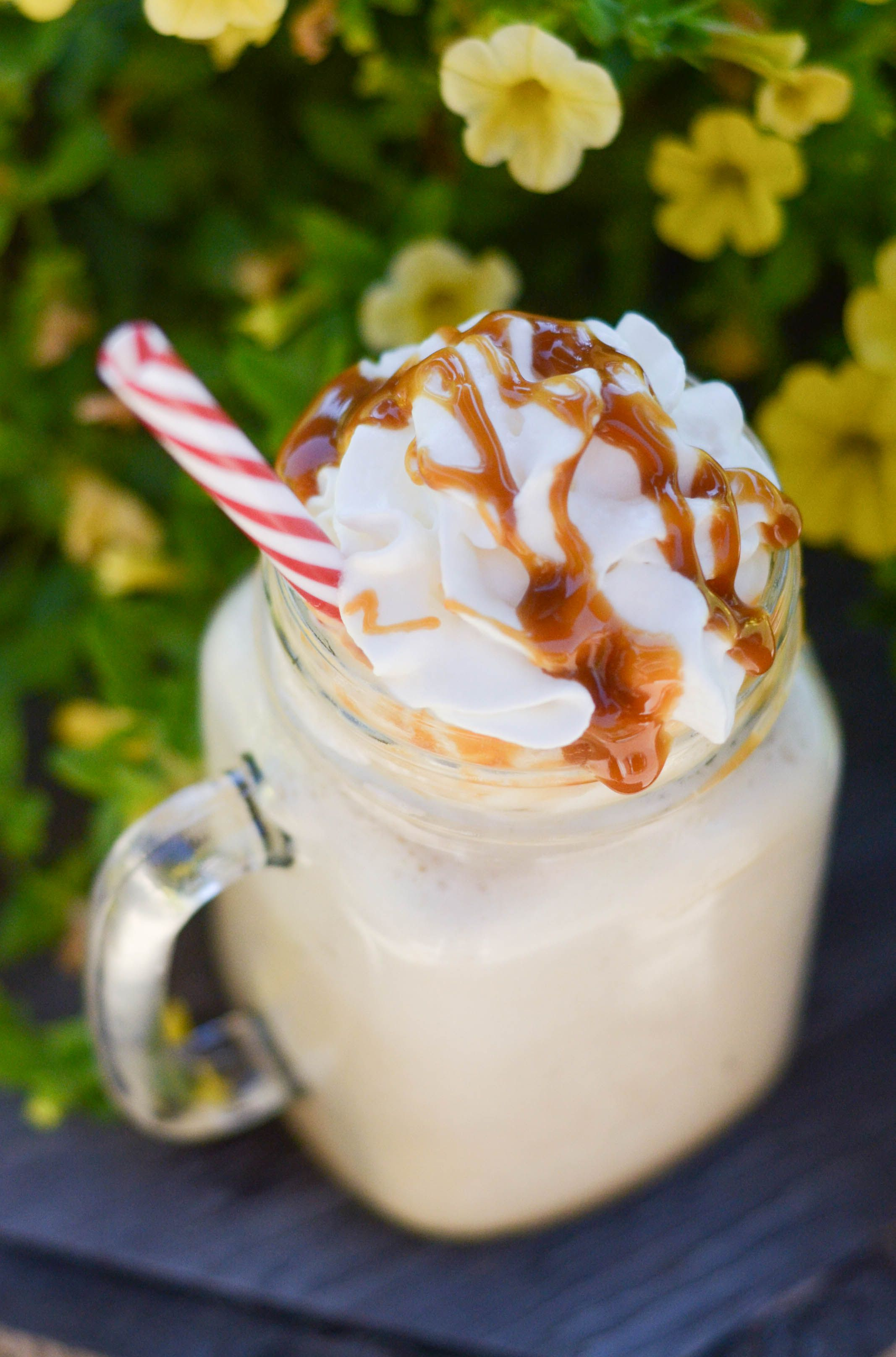 Frozen Caramel Coffee Recipe Caramel Coffee Recipe Coffee