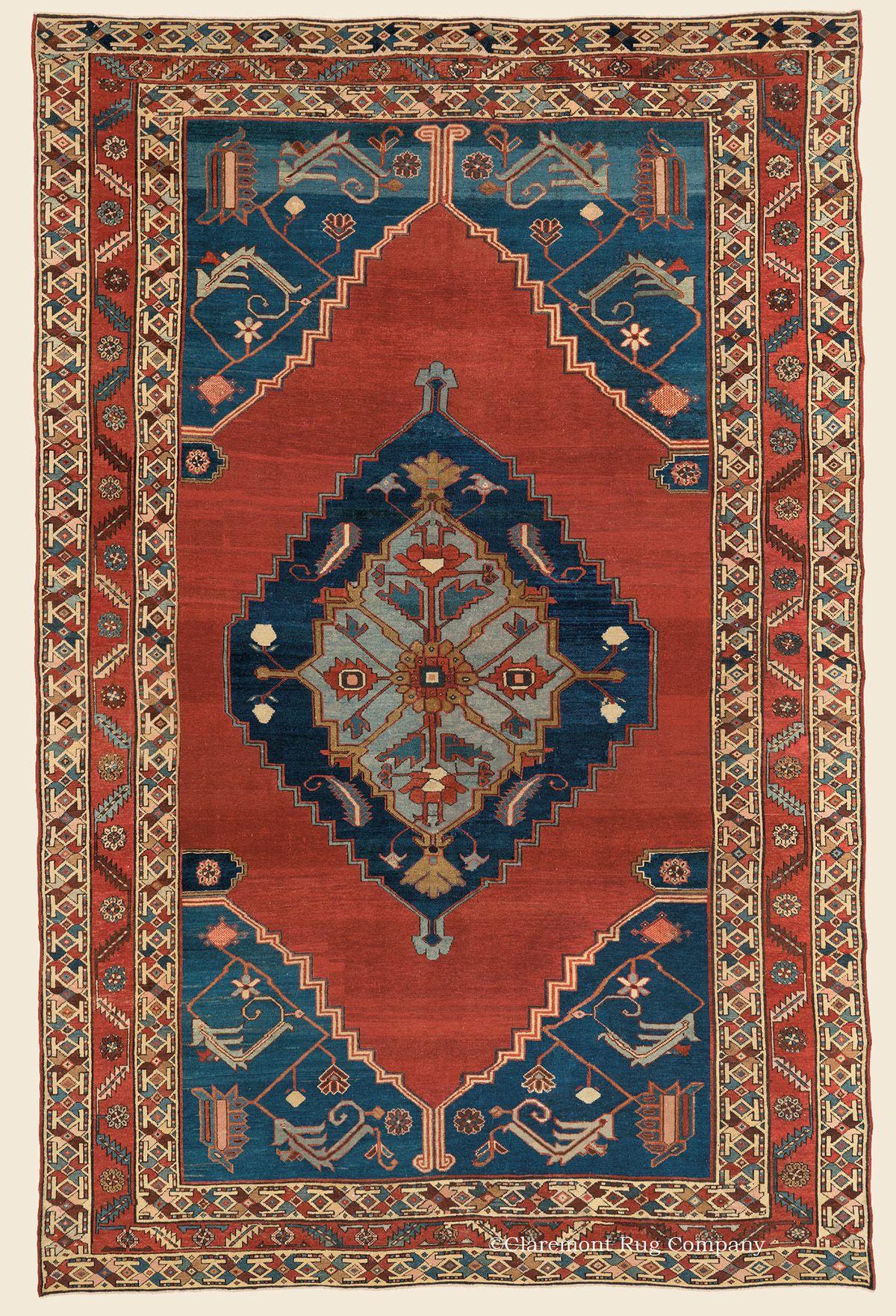 Antique circa connoisseurcaliber northwest persian bakshaish