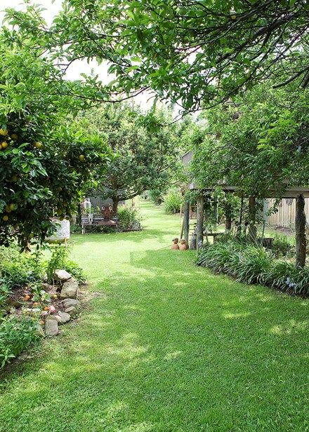 Outdoor Bliss Art Of The Garden Exquisite Gardens Fruit Trees Garden Ideas Large