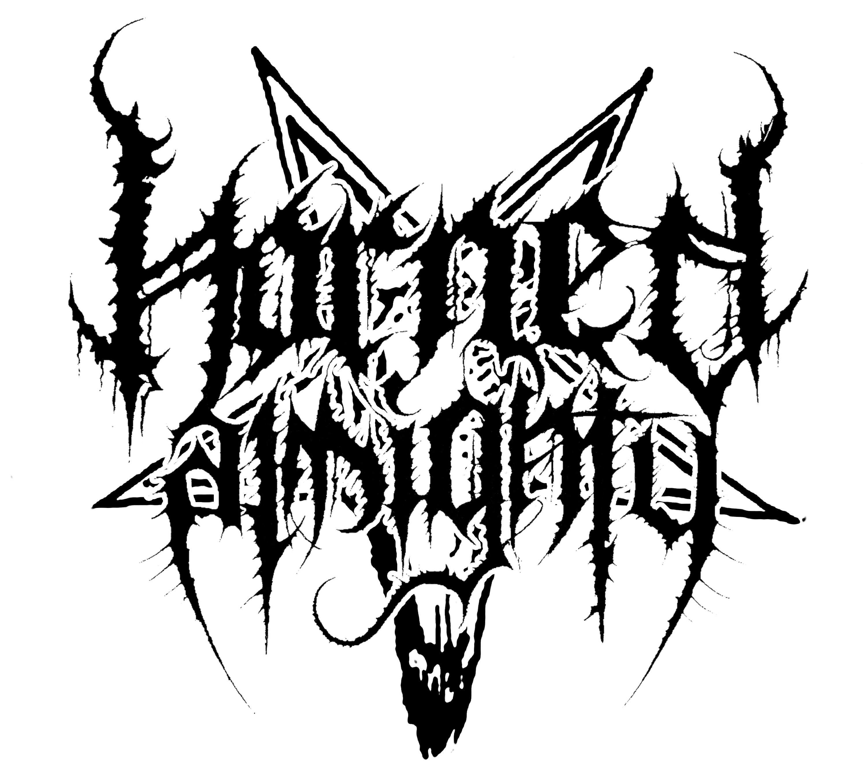 horned almighty logos irados pinterest black metal and heavy metal rh pinterest com au Thrash Metal Band Logos 70s Rock Bands Logos