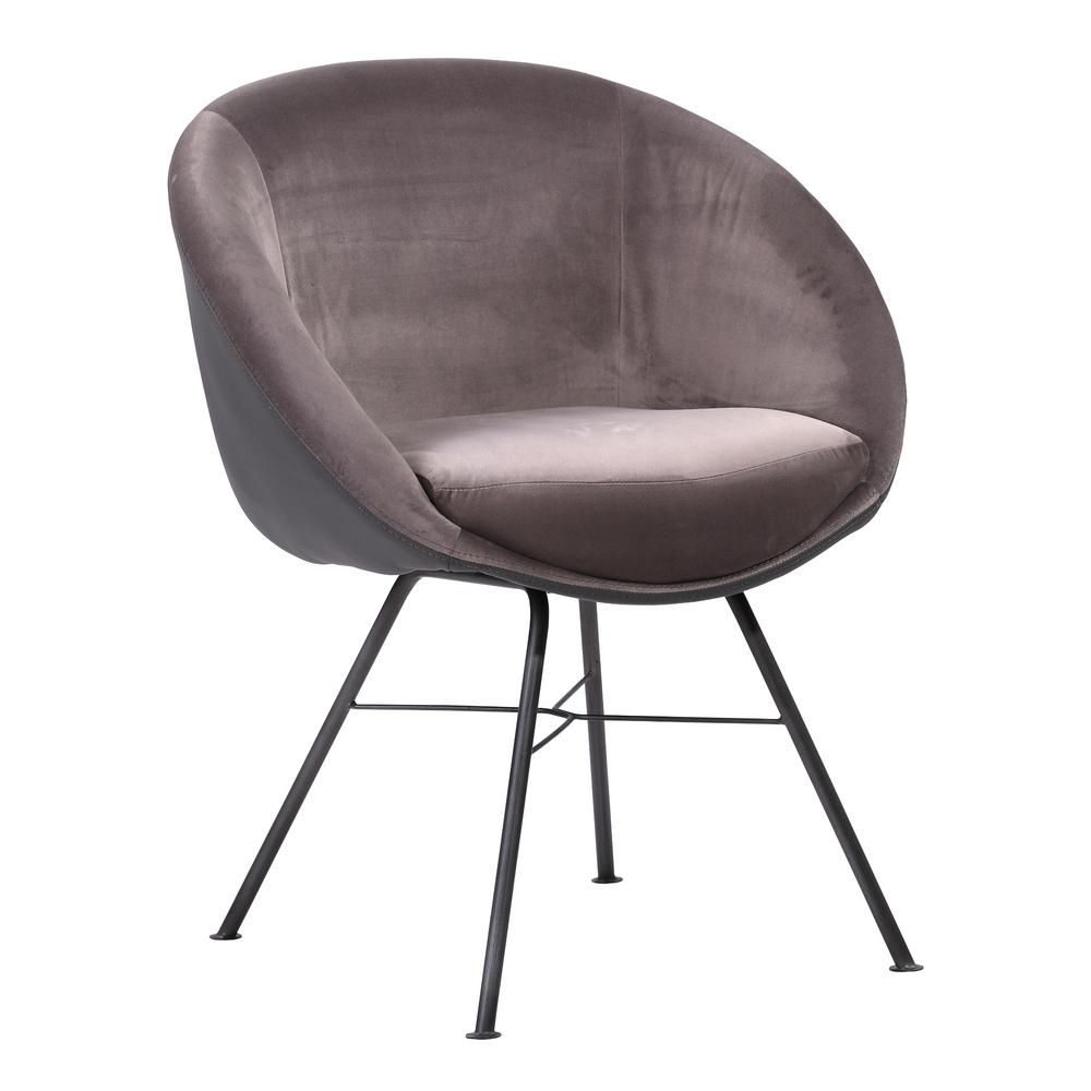 Outstanding Glacier Grey Velvet Dining Chair In 2019 Products Dining Machost Co Dining Chair Design Ideas Machostcouk