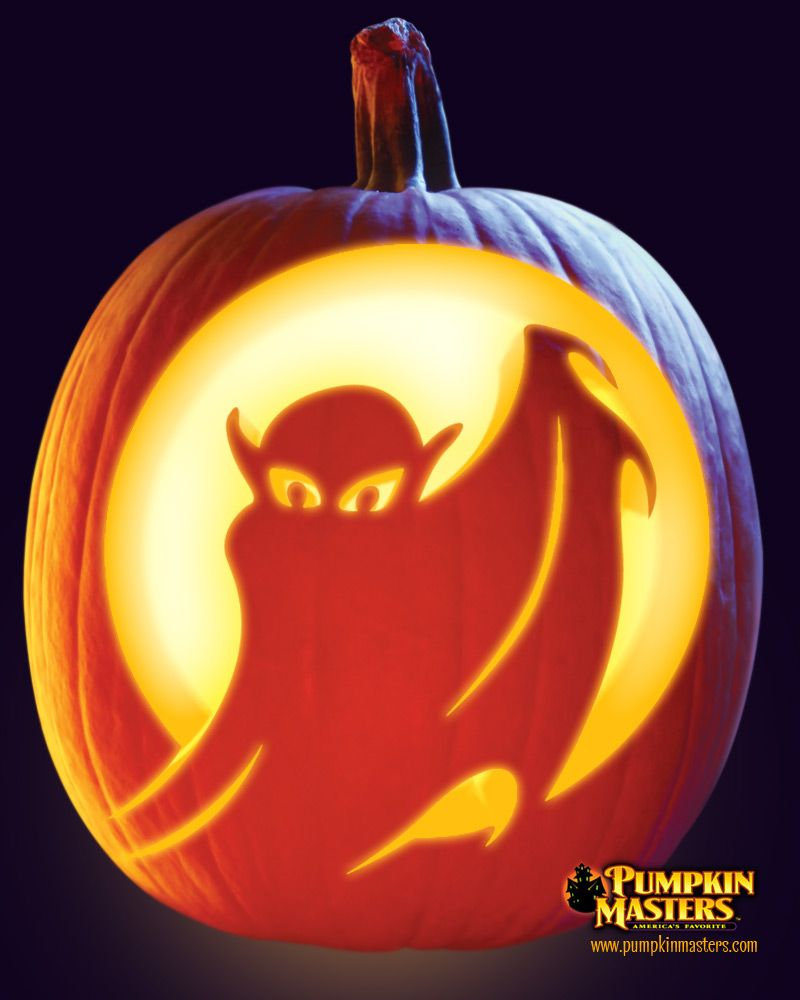 Uncategorized Trick Or Treat Stencil trick or treat pattern from the pumpkin masters carving carving