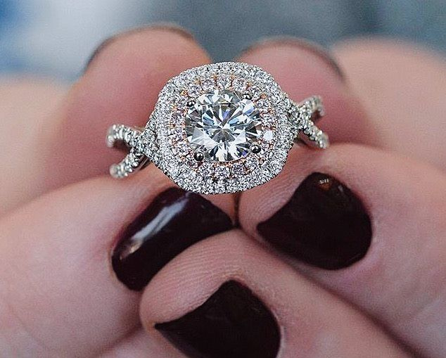 Cross this sparkle off your list.    Explore Simon G. Jewelry designs with Charleston Alexander in Virginia