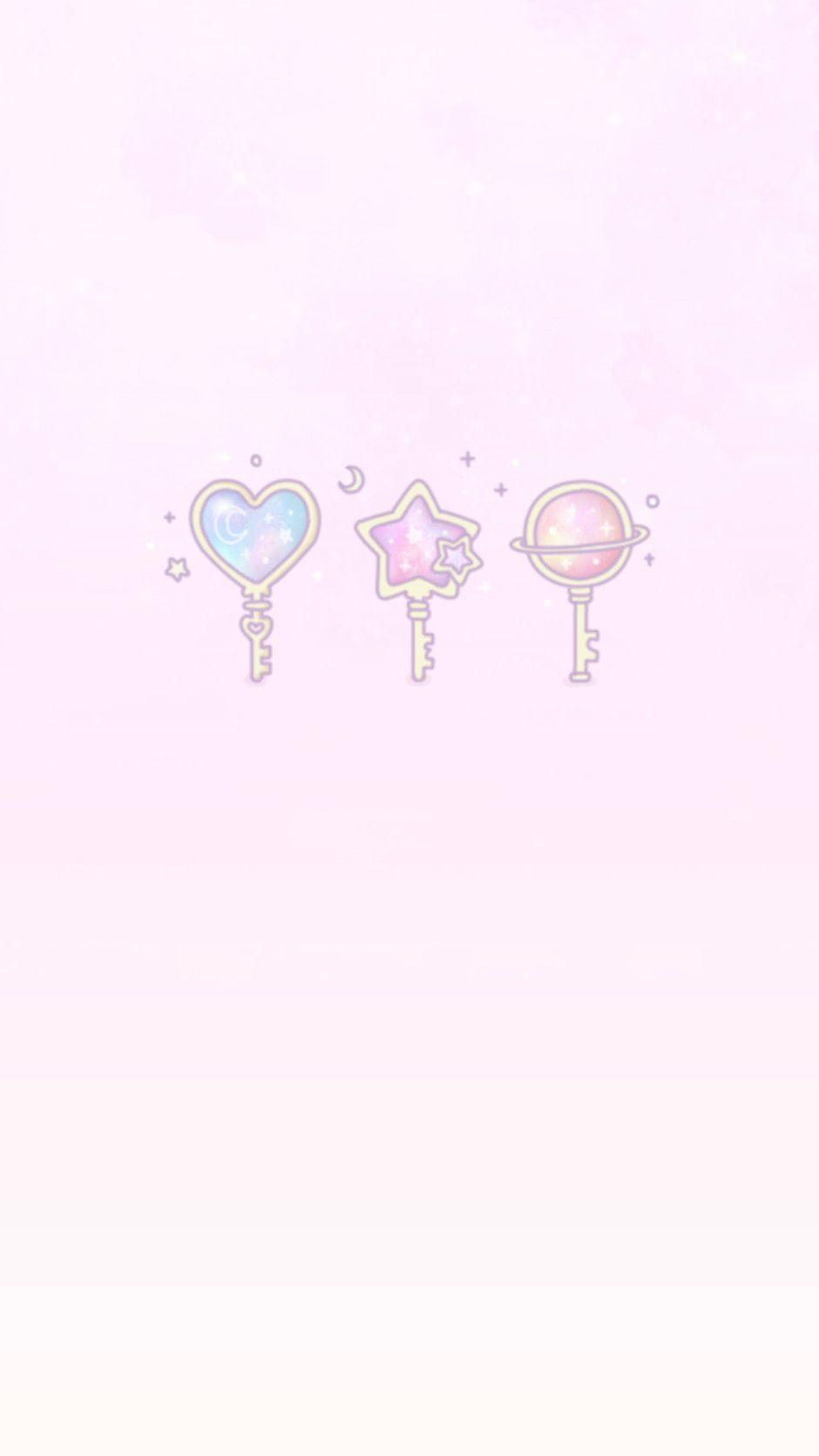 Pin By Nour Alnaqbi On Anime Manga Kawaii Cute Pastel Wallpaper Kawaii Wallpaper Cute Disney Wallpaper