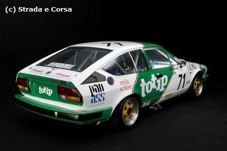 Alfa Romeo Gtv6 2 5 Autodelta Ex Jolly Club Team 1982 For Sale Strada E Corsa Maintenance Restoration Of Classic Ital Coches Personalizados Autos Coches