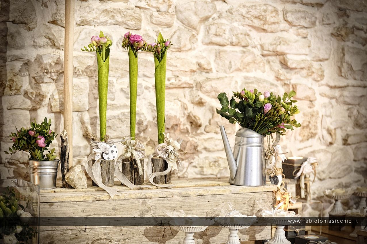 Matrimonio Country Chic Basilicata : Country chic wedding trattidamore weddings centerpieces sposi