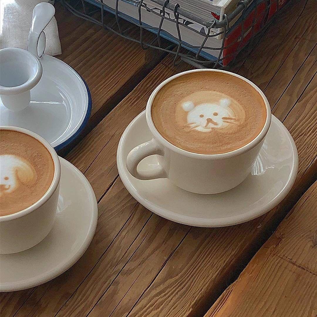 𝑷𝒊𝒏𝒕𝒆𝒓𝒆𝒔𝒕: 𝒉𝒐𝒏𝒆𝒆𝒚𝒋𝒊𝒏 ❀ | Coffee shop aesthetic, Aesthetic  coffee, Cafe food