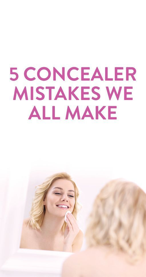 DS exclusive. how to use concealer correctly: how to use concealer correctly