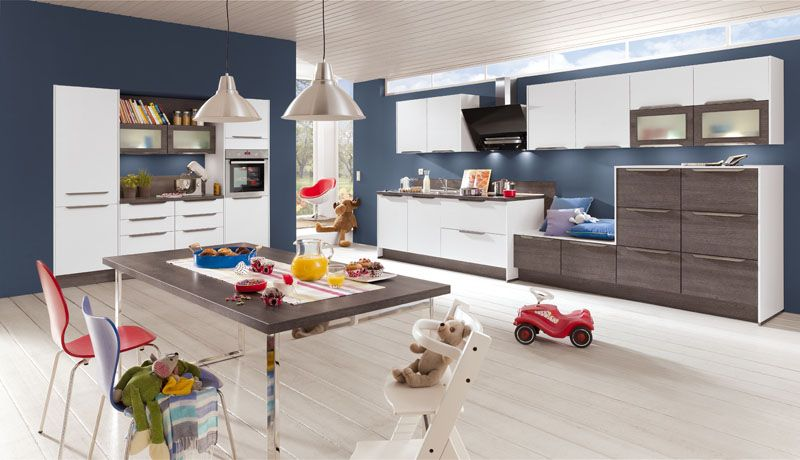 Familienküche Küche Holzküche www.kuecheco.de