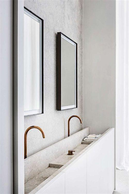 Pin by Kristin Bennett on Bathrooms Pinterest Bath, Vanity sink