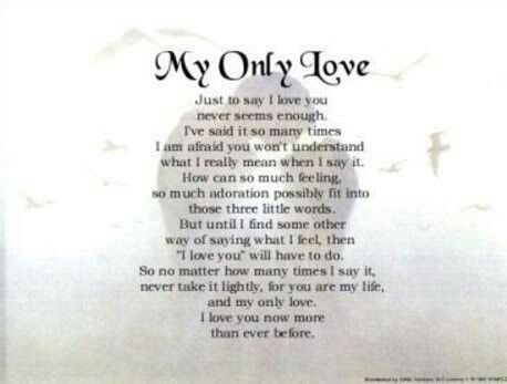 My Only Love For My Son Quotes Love Quotes Poems Quotes