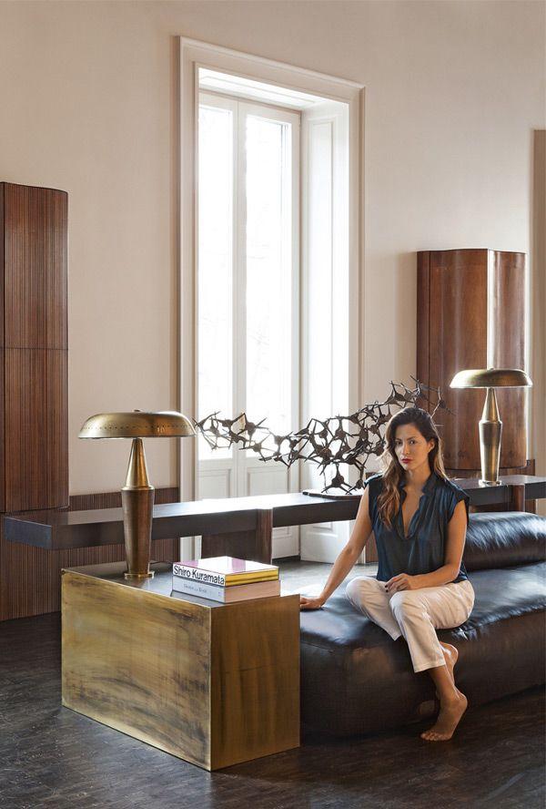 Home sweet ad magazine living room salon pinterest interior design and also rh