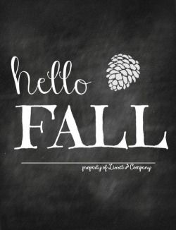 barefoot-in-the-country:  Happy Fall Linset & Company