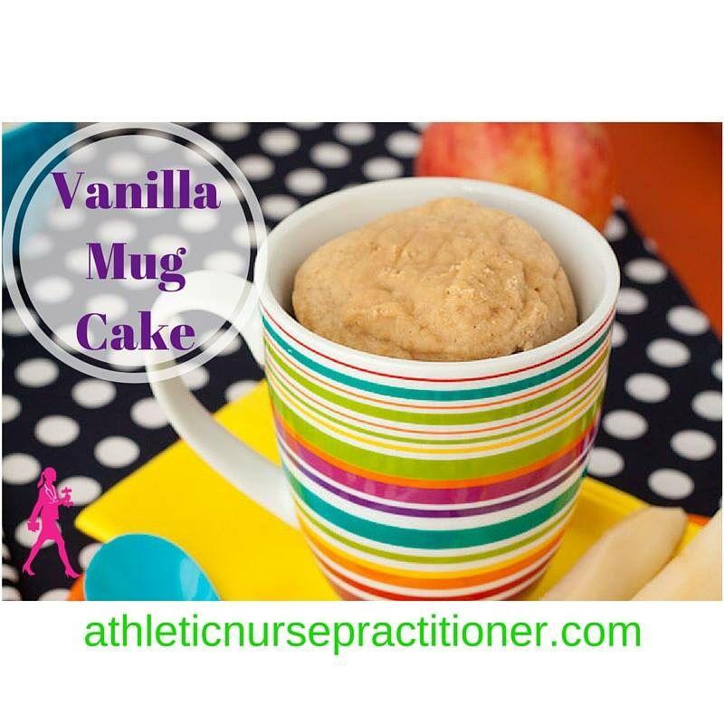 Paleo Vanilla Mug Cake!!! Share this to your timeline so ...