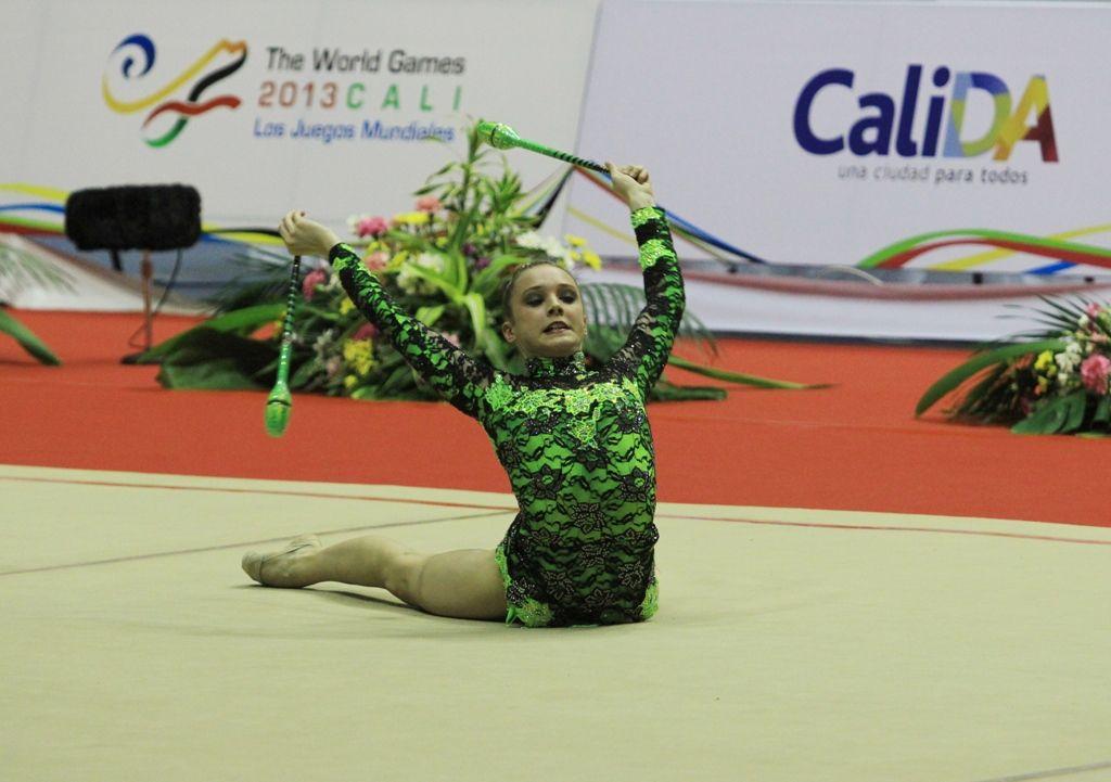 Deportes Artísticos y de Baile – Gimnasia