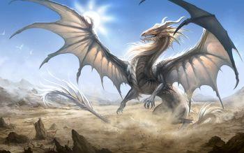 Fantasy Drachen Wallpaper | Drachen | Pinterest | Drachen, Fantasy ...