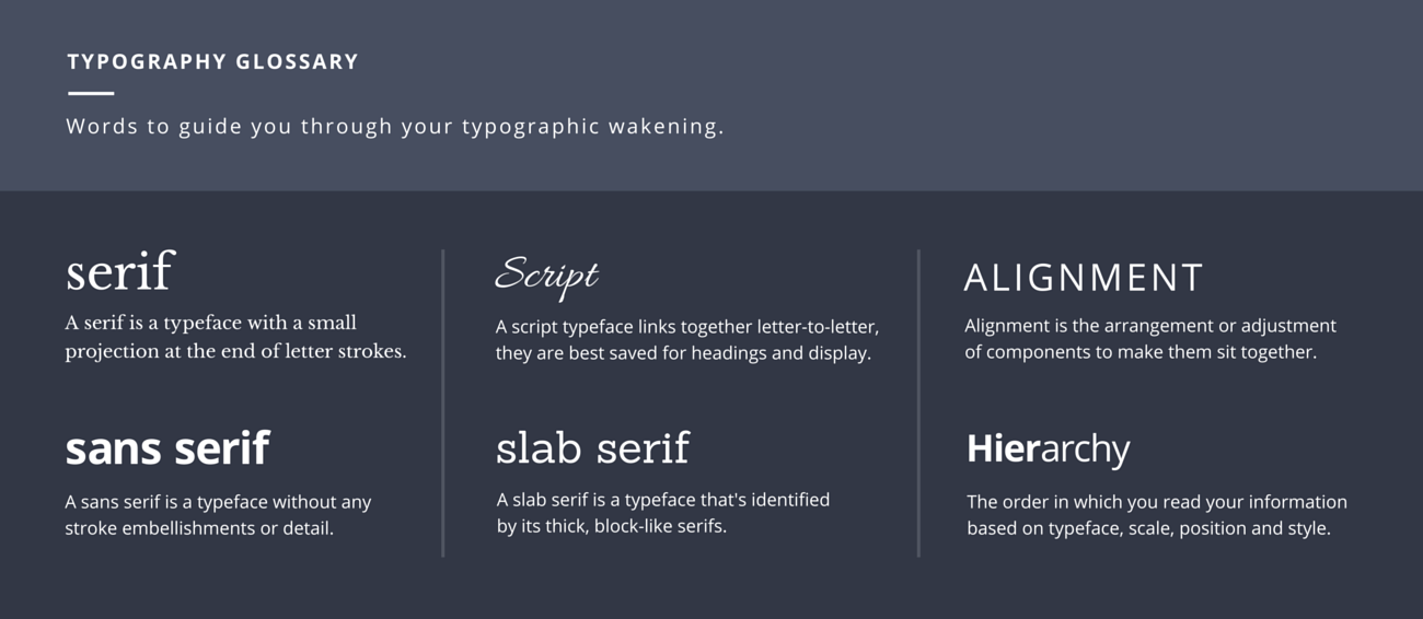 Canva's ultimate guide to font pairing Font pairing