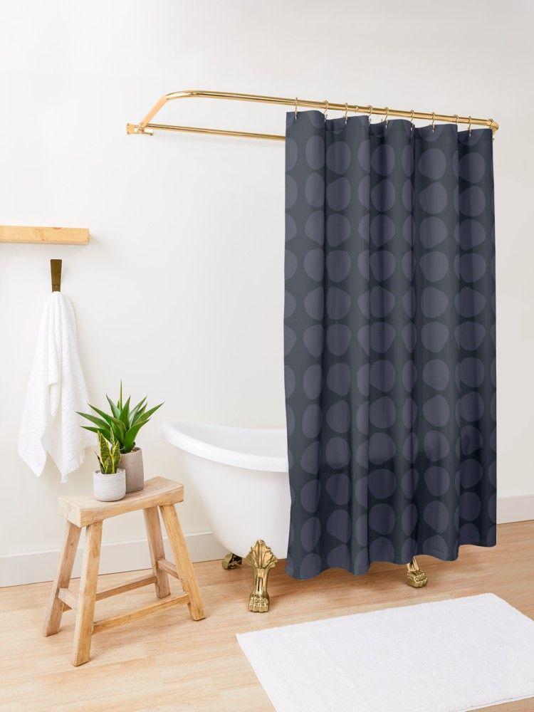 Gresa Iii Shower Curtain By Blertadk Redbubble