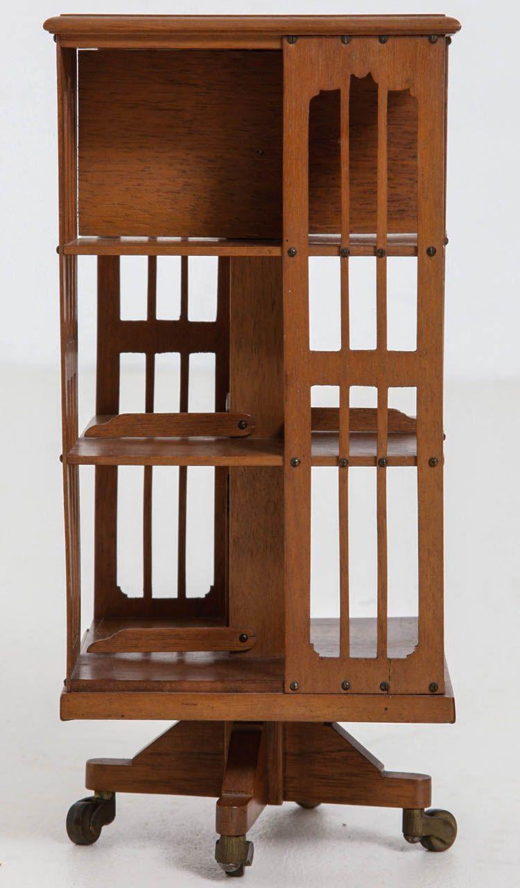 Awesome Revolving Bookcase Amazing Ideas