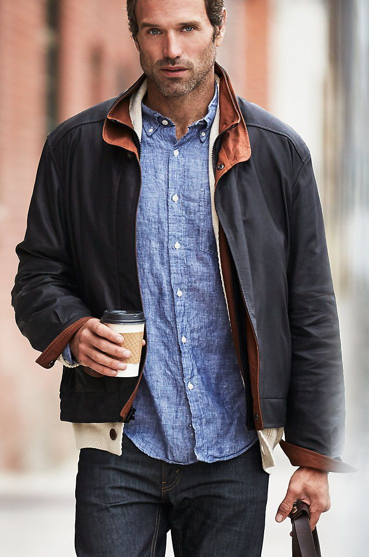 Coffee Break Mens winter fashion, Mens fashion rugged