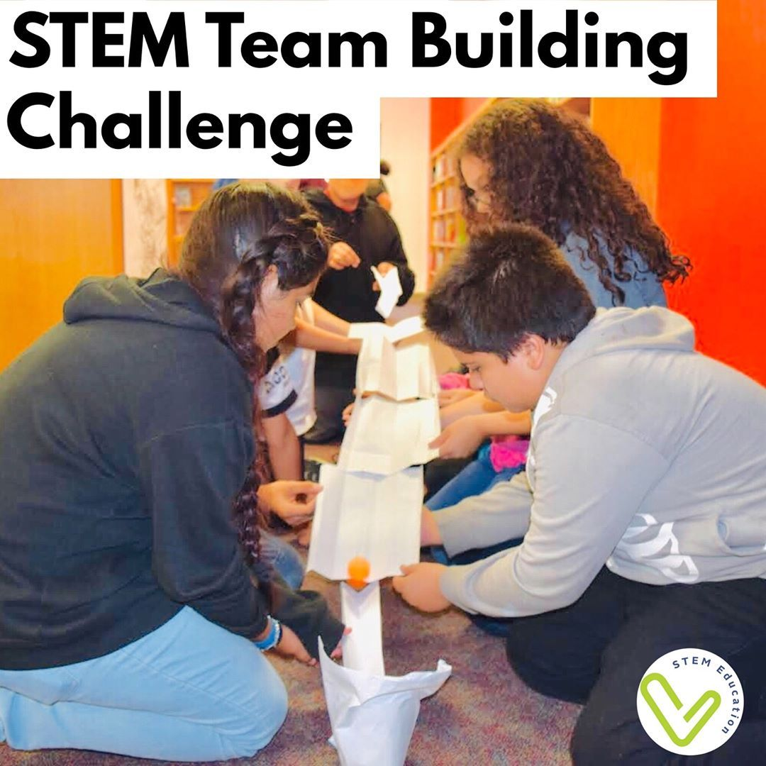 Need an icebreaker or team building challenge? This is a