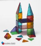 Baby gift ideas | Magna-Tiles® Clear Colors 100 Piece Set