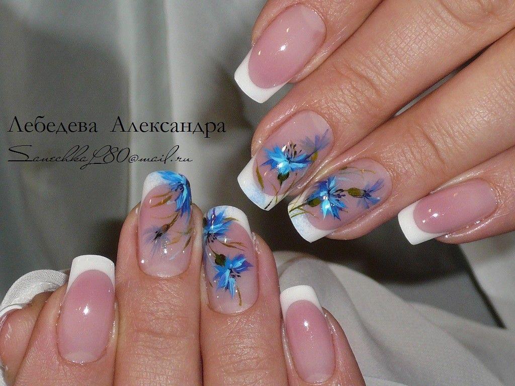 Фото маникюра на овальные ногти певец