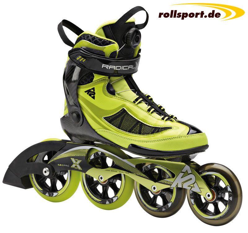 K2 Radical X Boa Speedskates Http Www Rollsport De K2 Radical X Boa 2016 Html Patinar